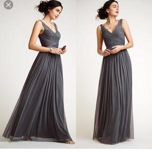 Bhldn Fleur floor length dress